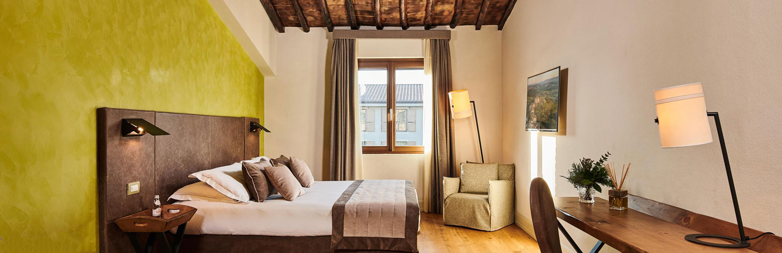tarditional rooms toscana resort castelfalfi hotel