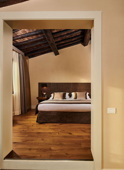 Bedroom Tabaccaia Premium - Traditional tuscan style