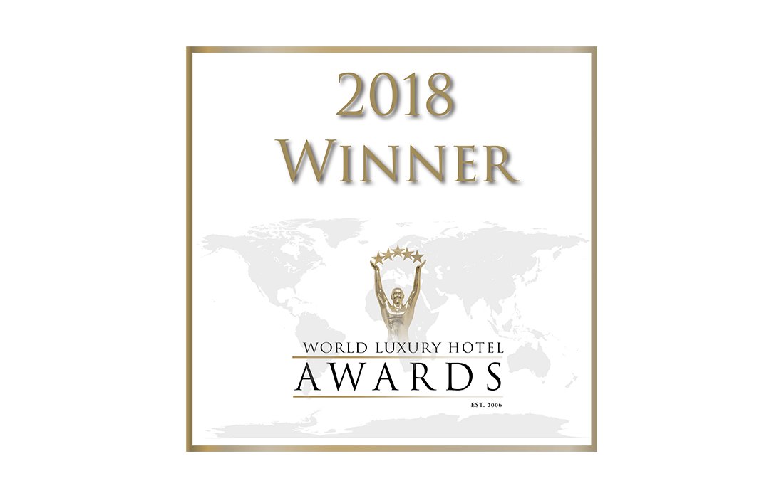 World Luxury Hotels awards 2018