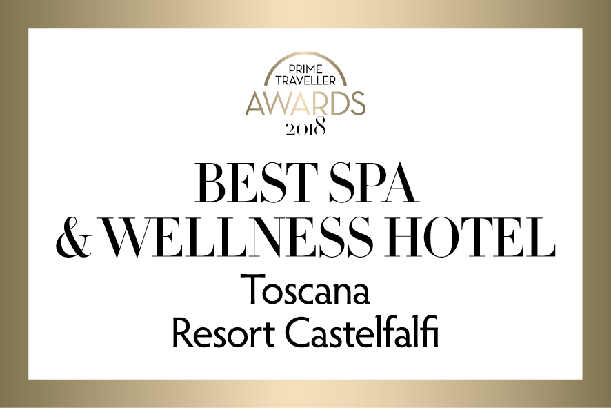 BEST SPA & WELLNESS HOTEL 2018